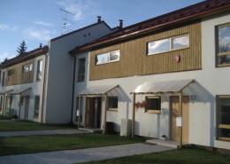 10 row houses, Kasevälja tee 17, Suurupi, Estonia- 2007