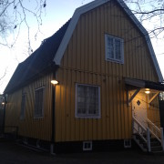 House renovation (Linneaholm)