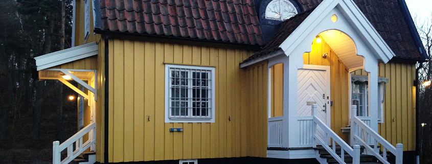 House renovation Stockholm (Linneaholm)